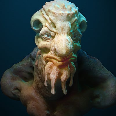 Mitchell sisson zbrush document