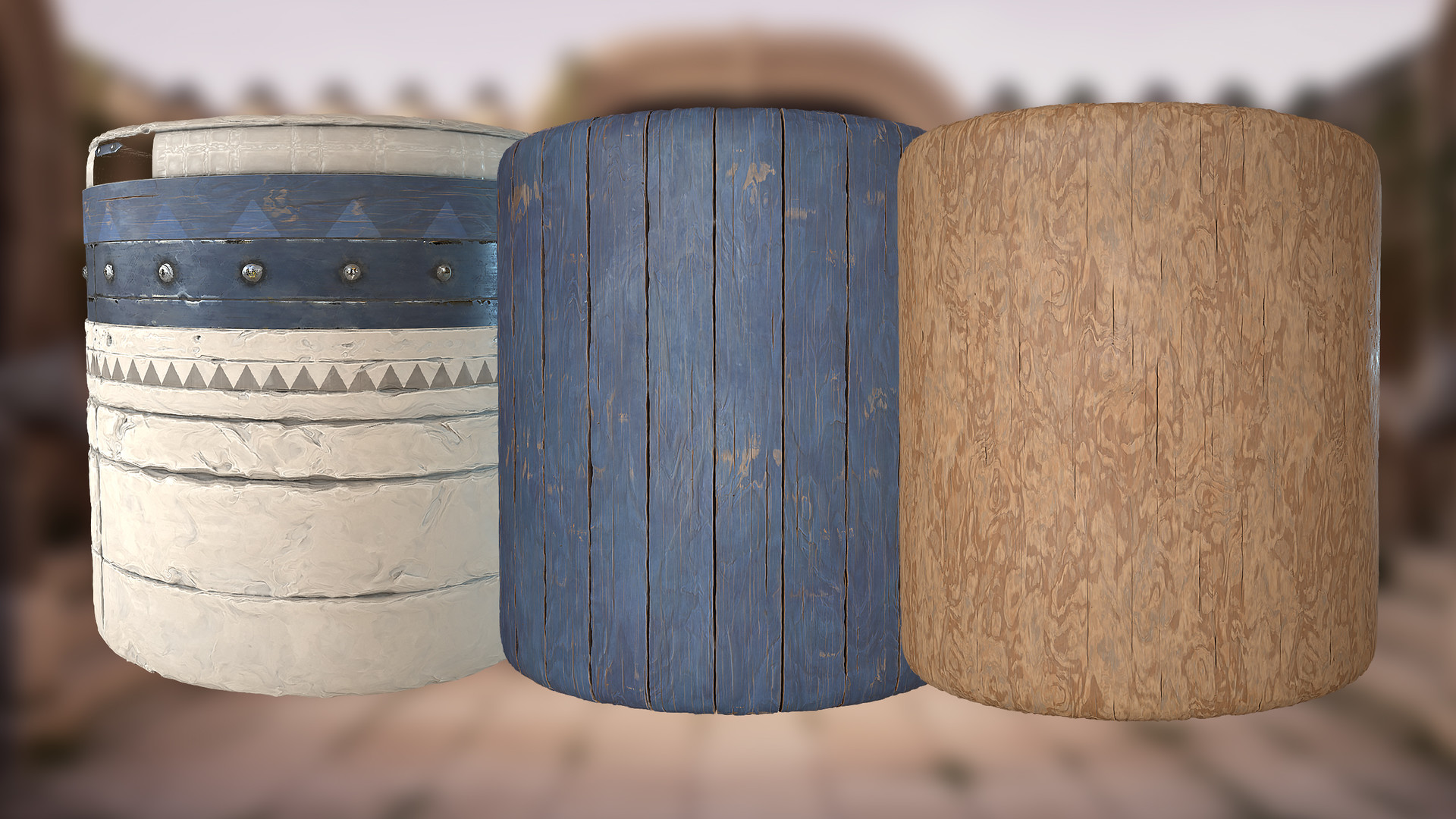 Johan qvarfordt fantasygate render materials 02