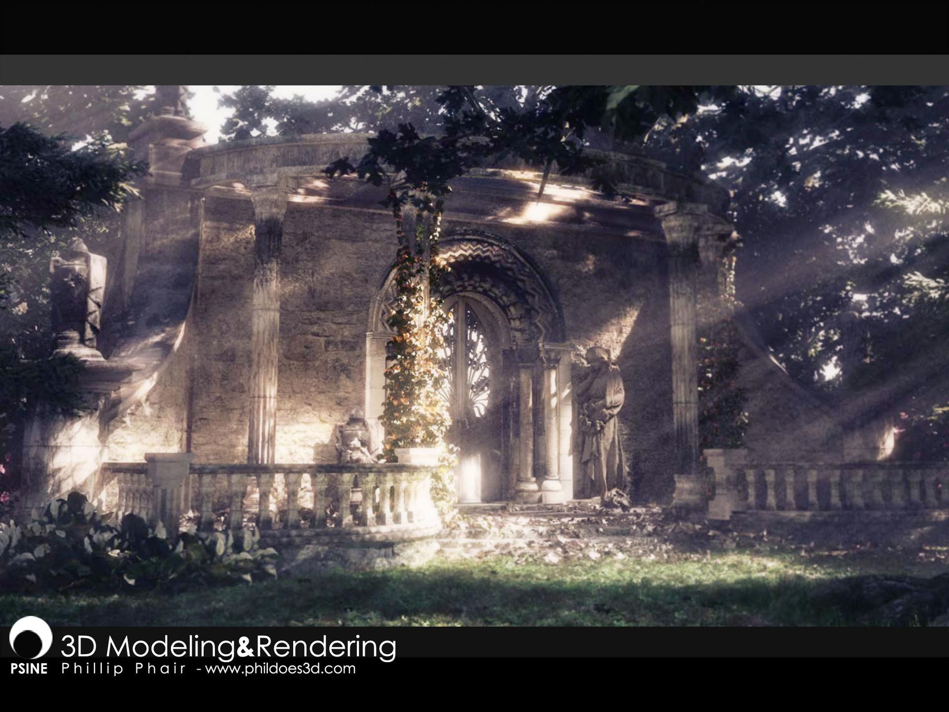 Mystic Entrance