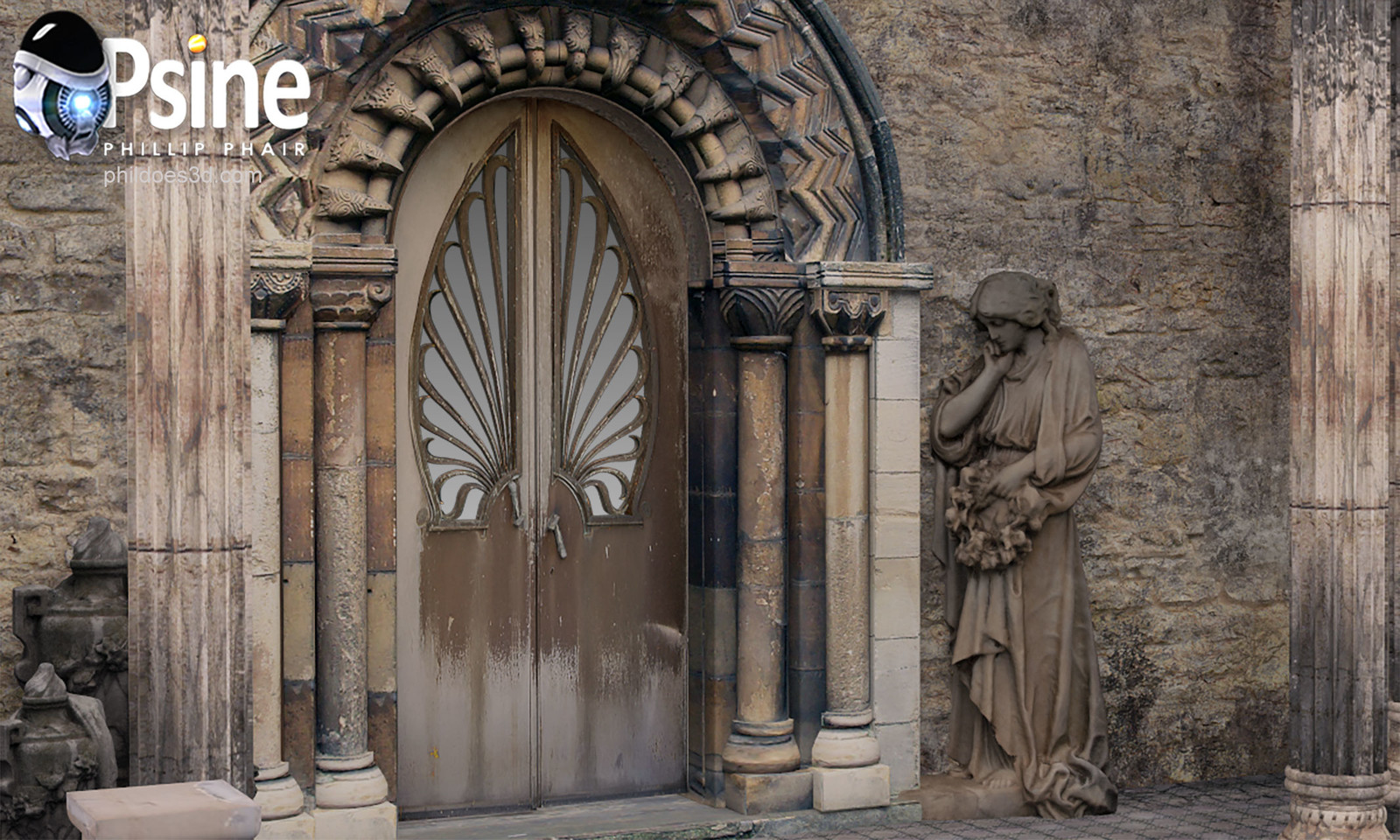 Mystic Entrance Model