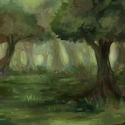 Jessica wei endia forest