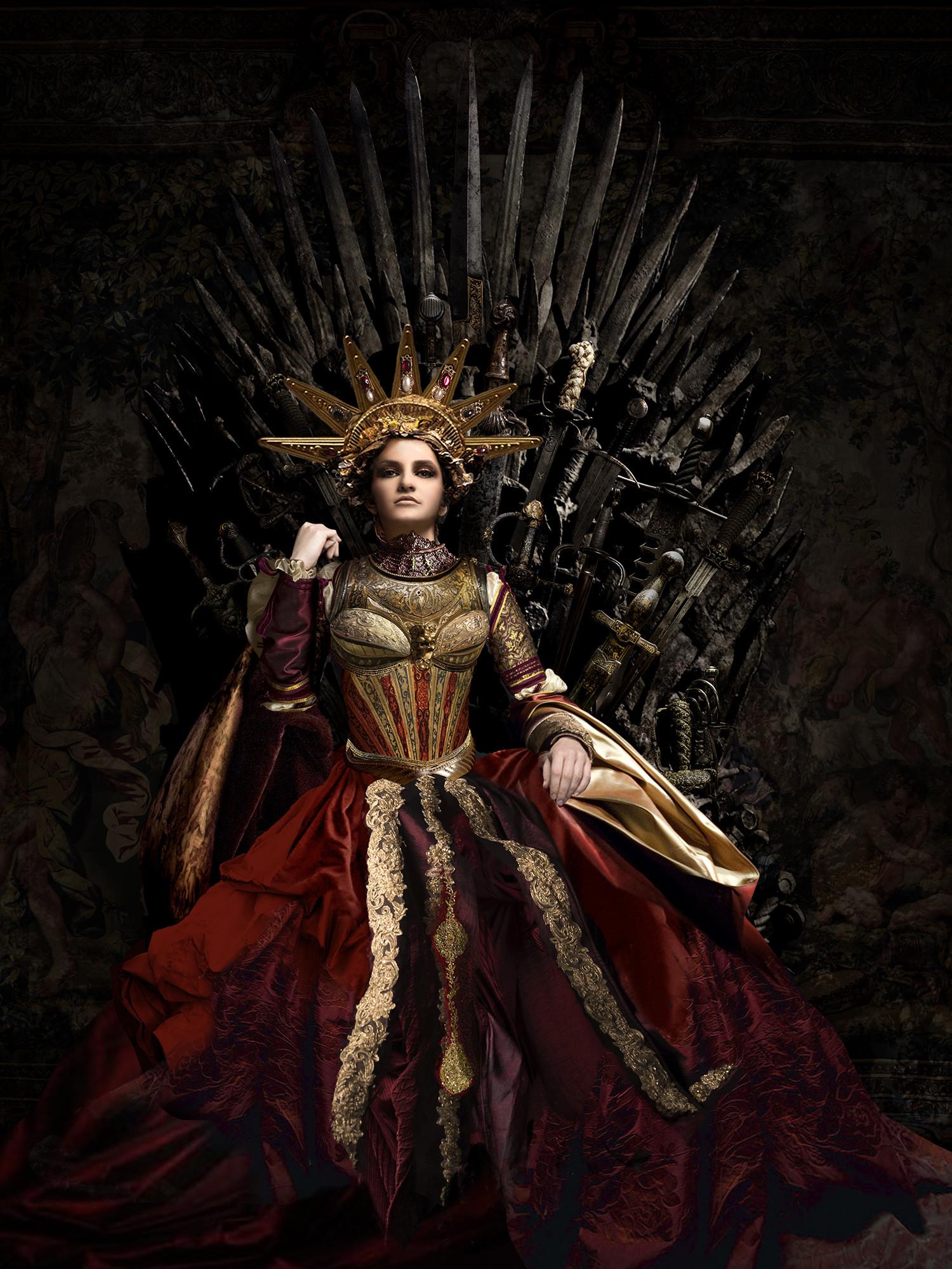 Eva kedves cersei lannister wip1