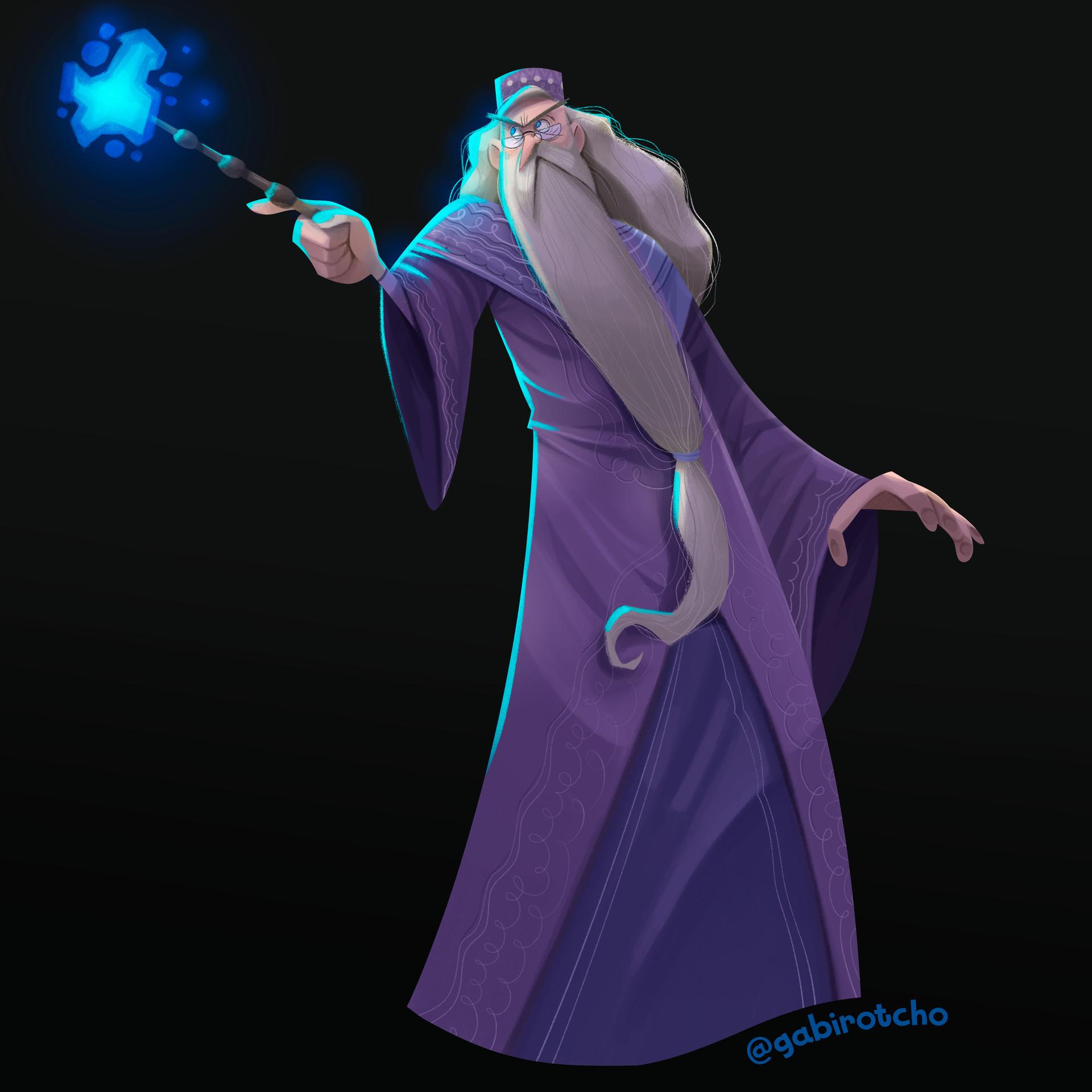 Gabirotcho albus dumbledore