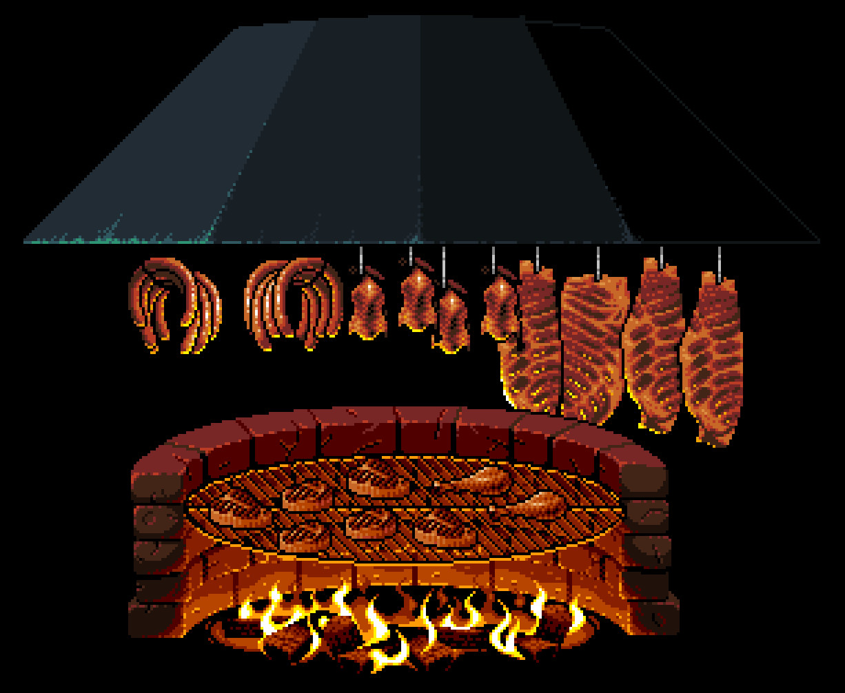 Noele grosie meat pit