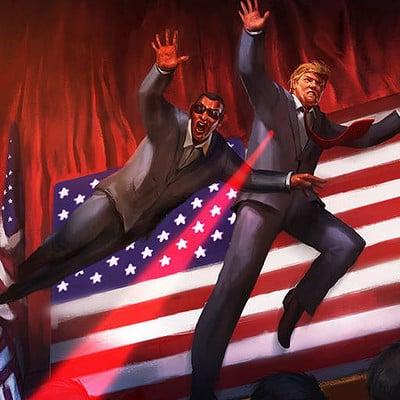 Raph lomotan mr president cover by raphtor dctetxb fullview