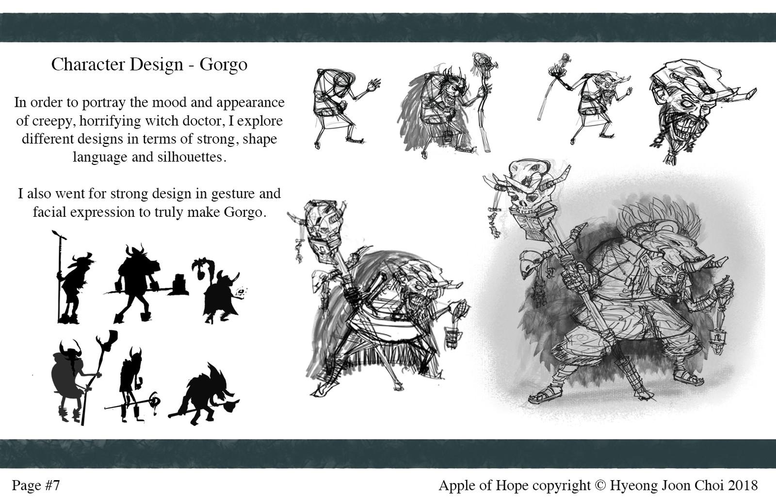 Process Works for Gorgo.