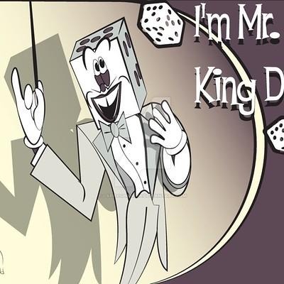 Larry springfield i m mr king dice by larryspring96 dc9nigl