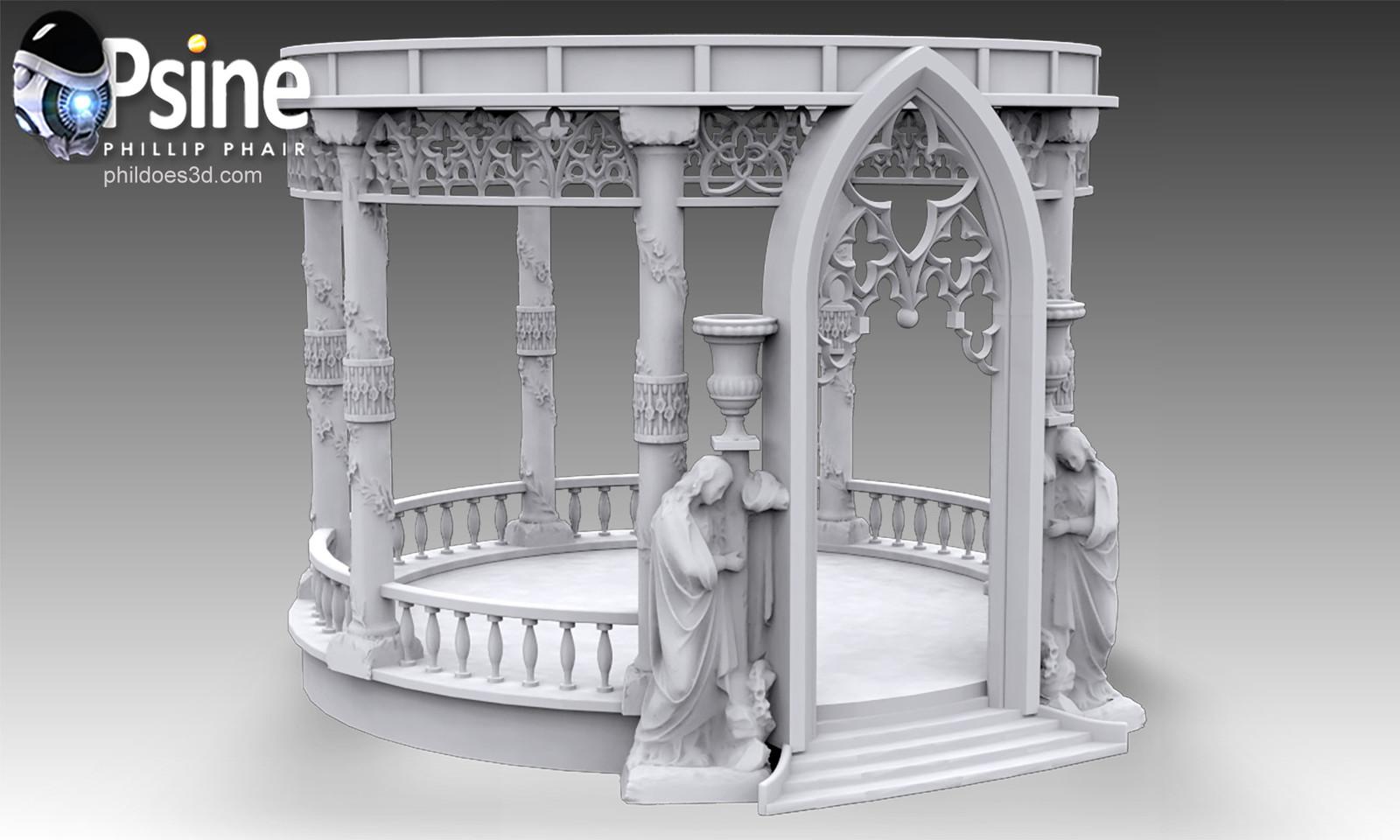 Arcane Rotunda Occlusion