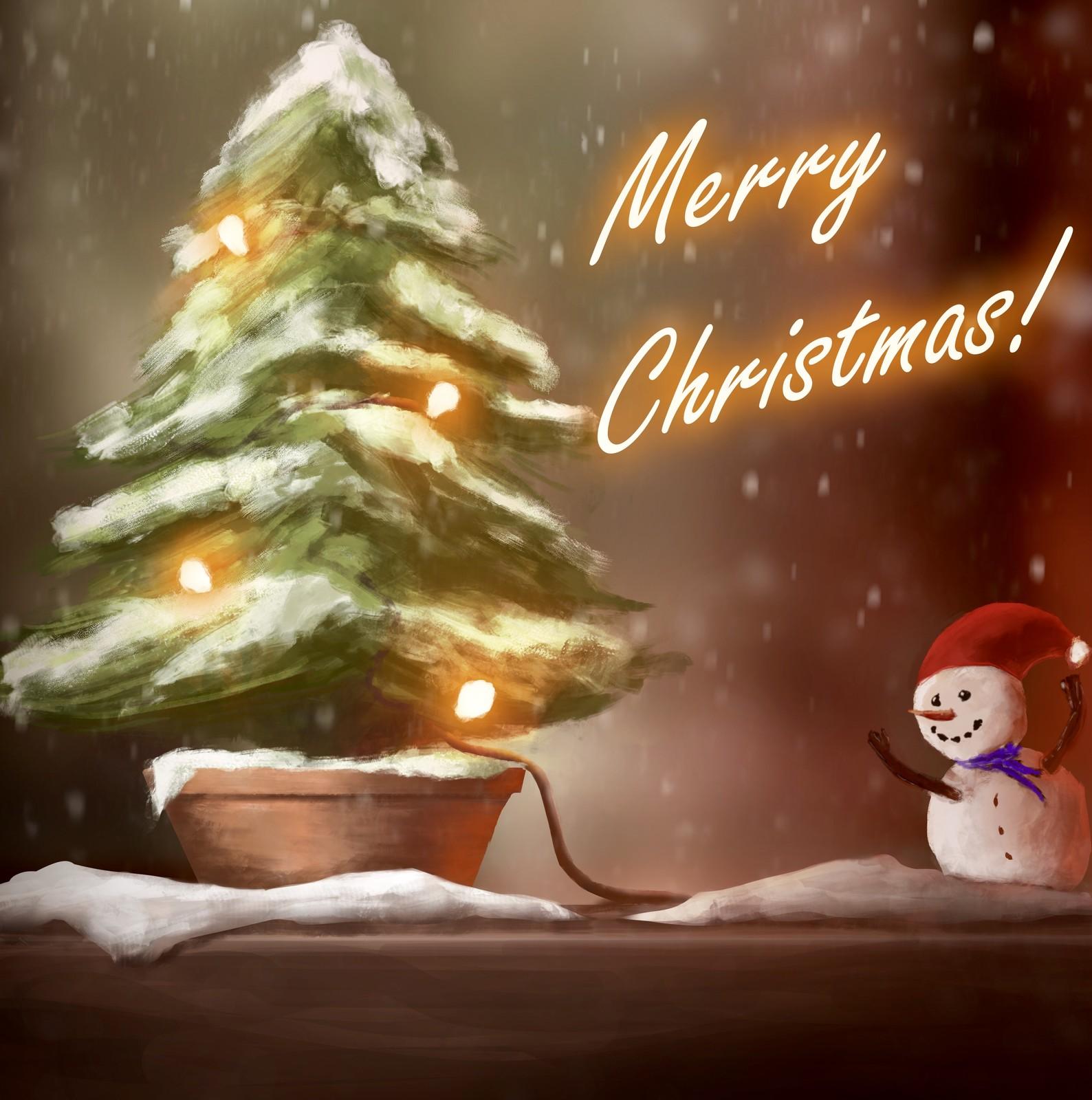 Merry Christmas 2018!! :)