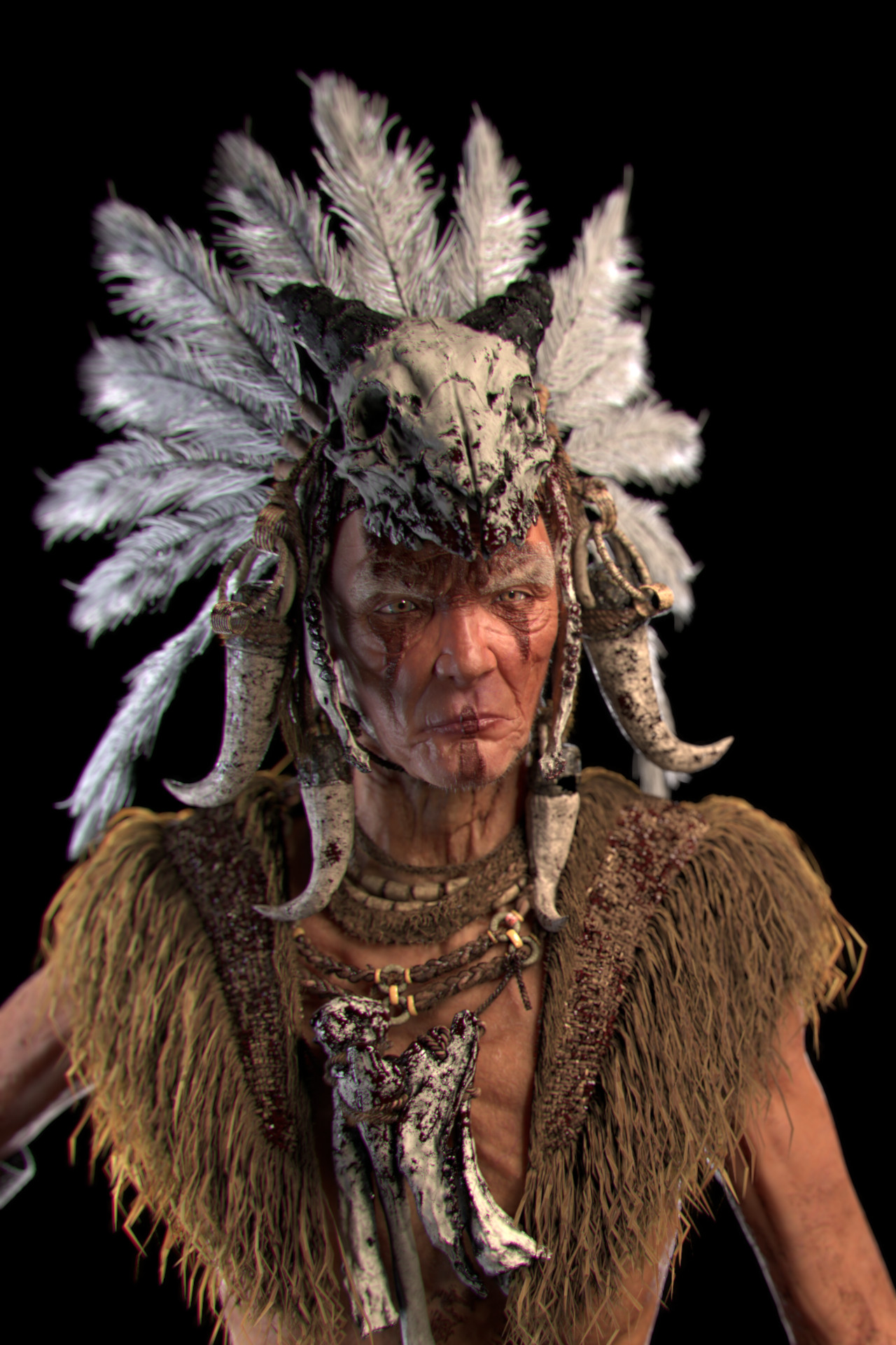 Brian lesiangi shaman 01