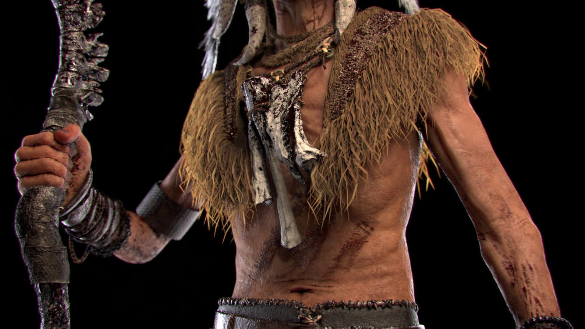 Brian lesiangi shaman 03