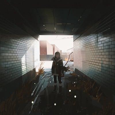 Yun ling mtl corridor 1