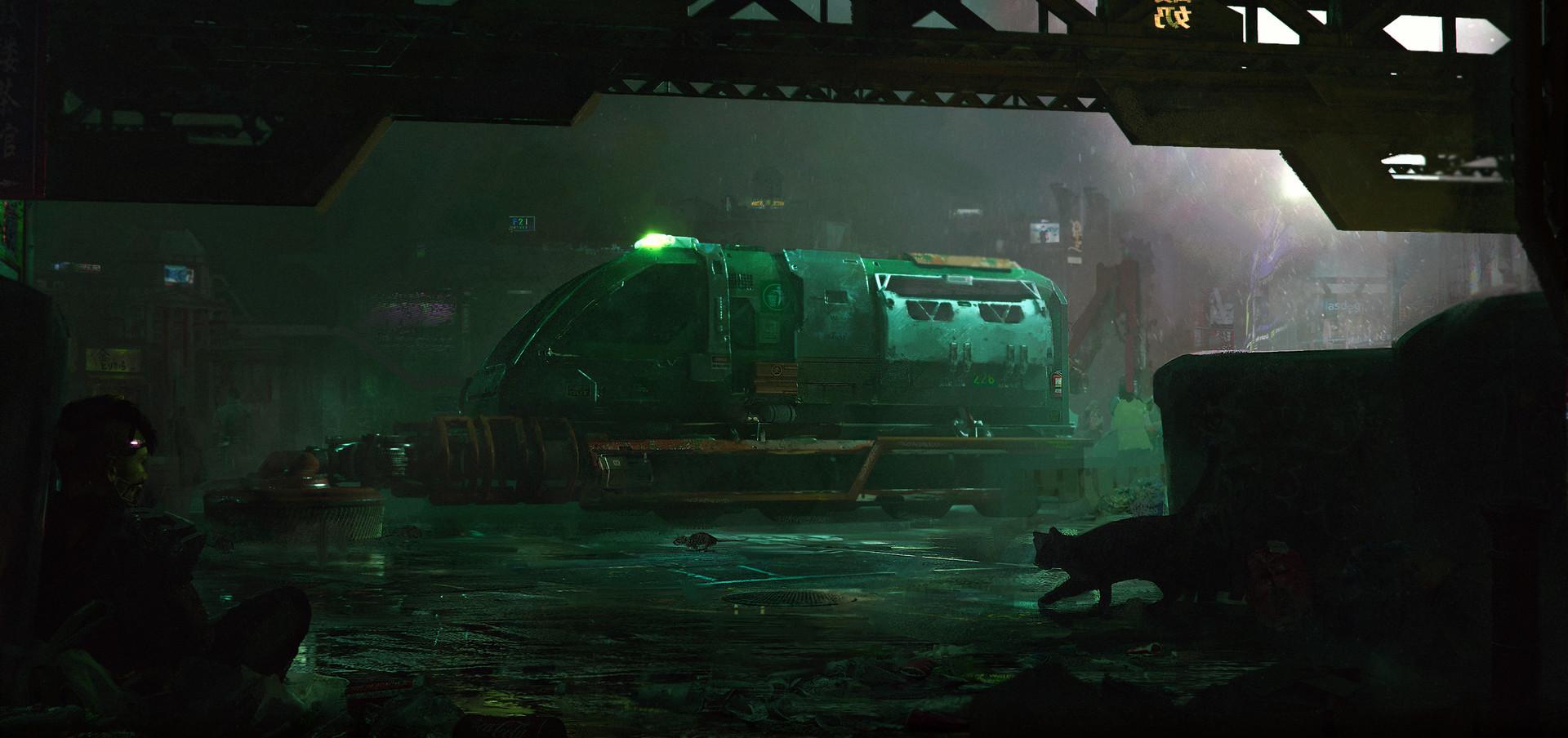 sergii-golotovskiy-cyberpunk-trashcar311