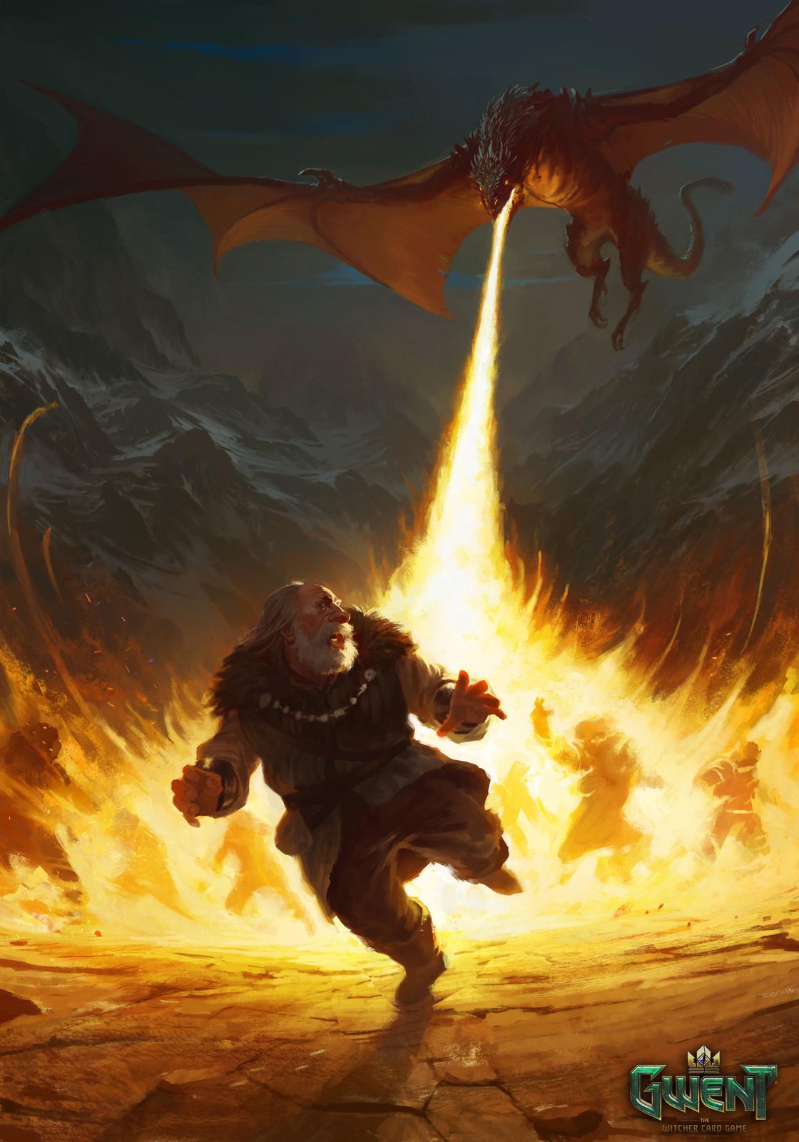 Keltullis: Firebreath