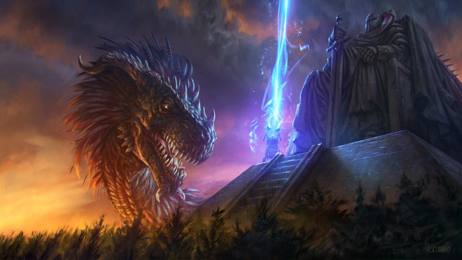 Dragon | temple