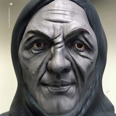 Surajit sen conspirator sculpture by surajitsen dec2018