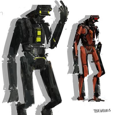 Tessa wessels soldier sketch s9