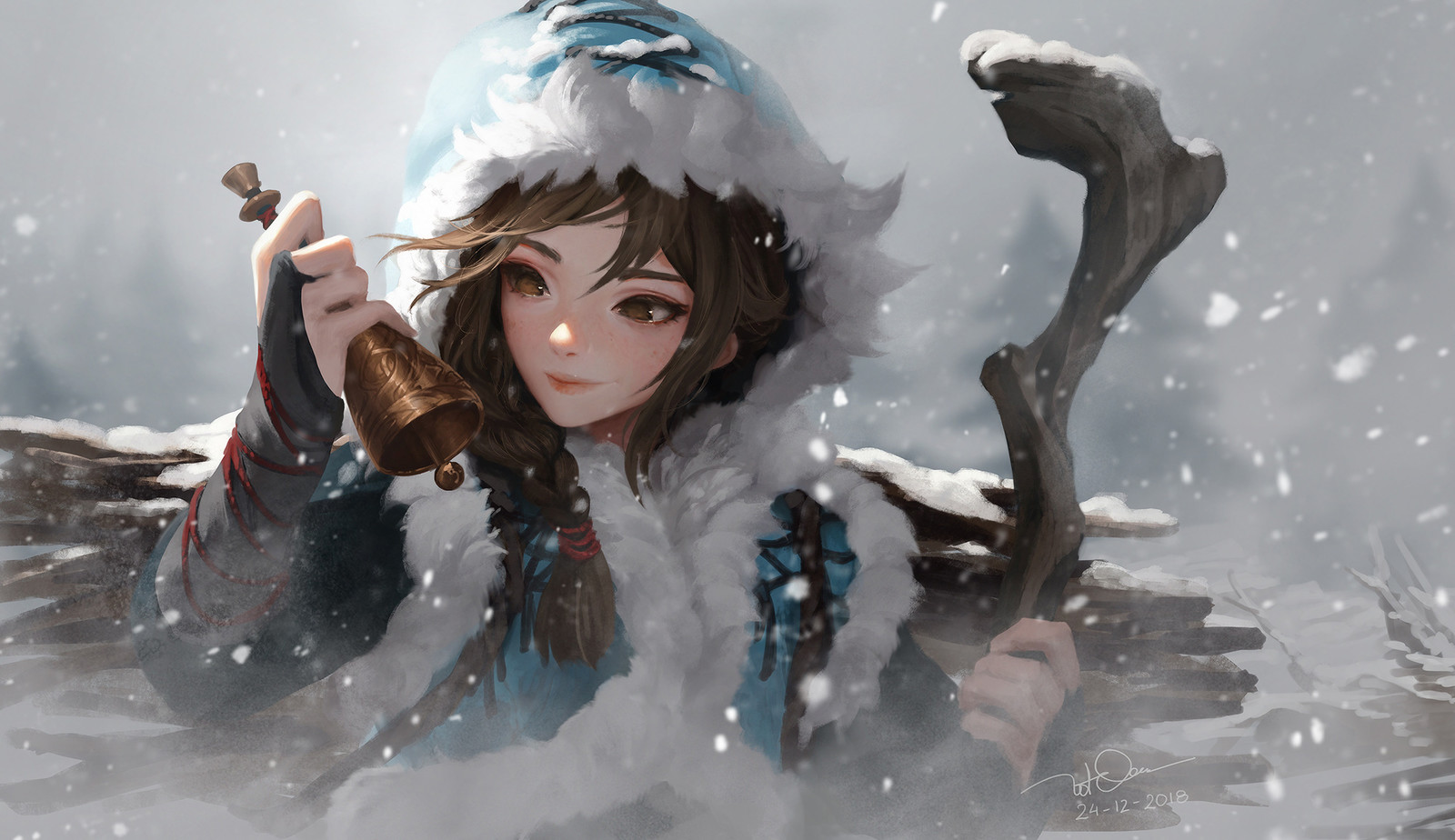 snow - personal project