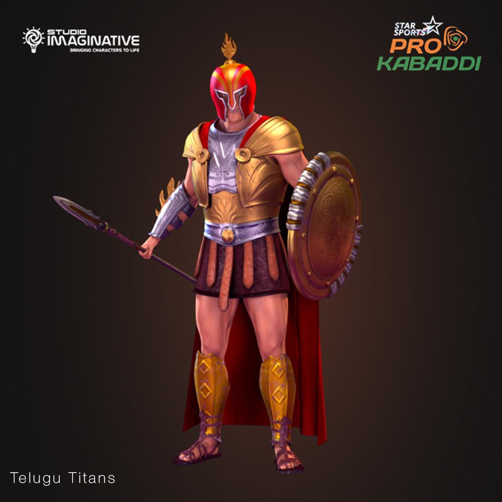 Bhushan arekar p telugu titan
