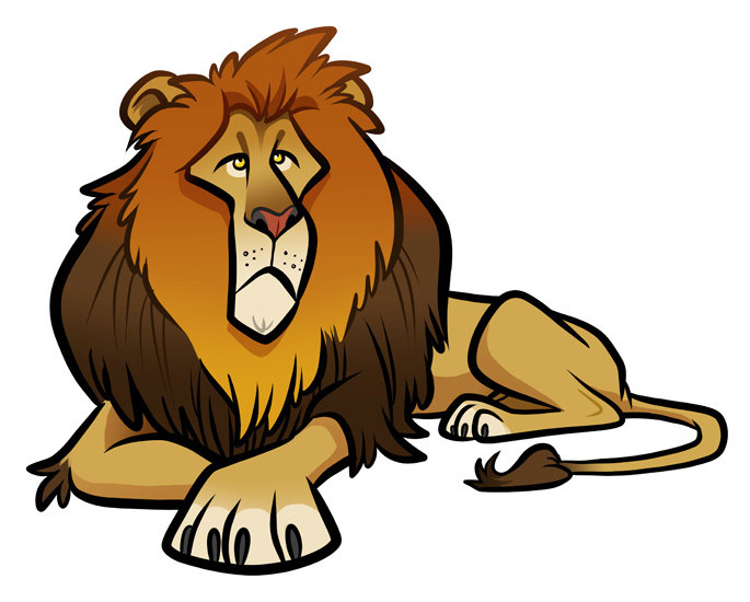 Steve rampton steve rampton lion
