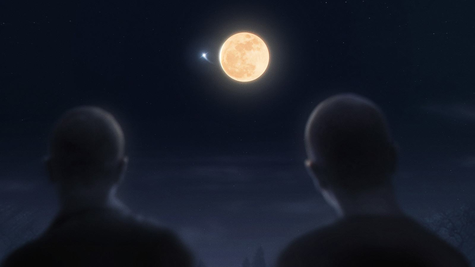 Episode 96: From Behind The Moon It Came.