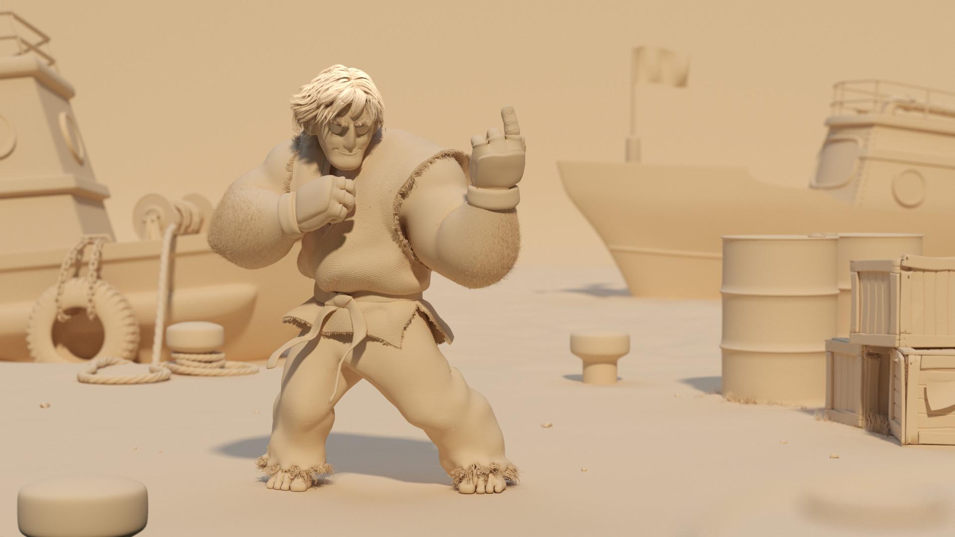 Gustavo profeta clay