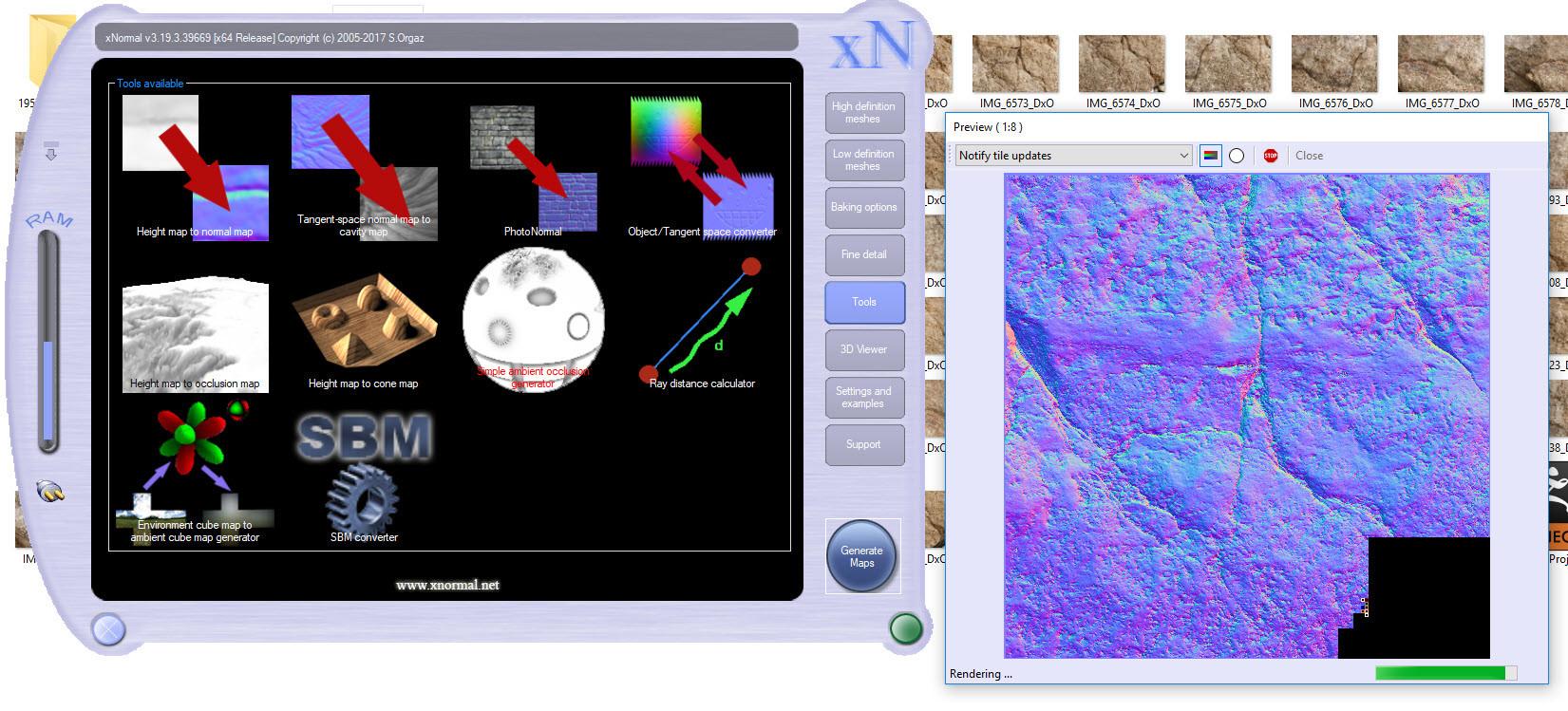ArtStation - Rock - Photogrammetry based Environment Texture