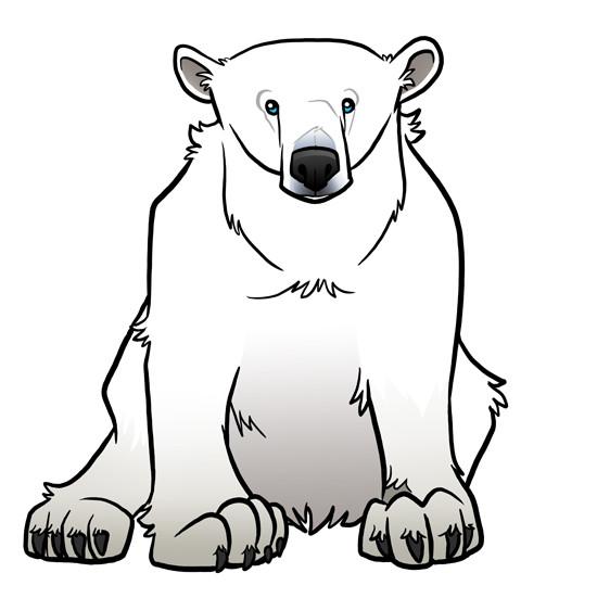Steve rampton polar bear
