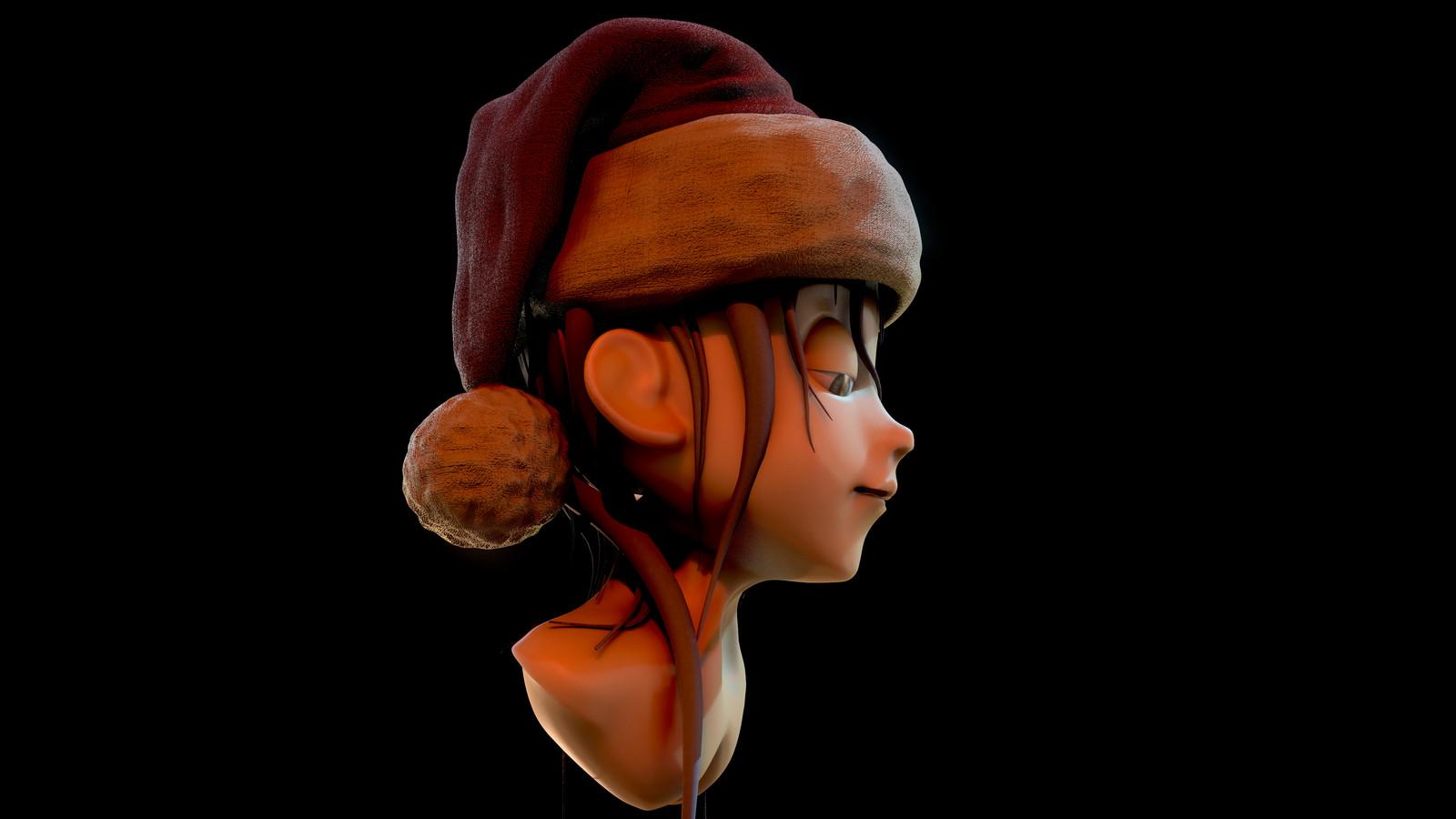 Santa Zbrush