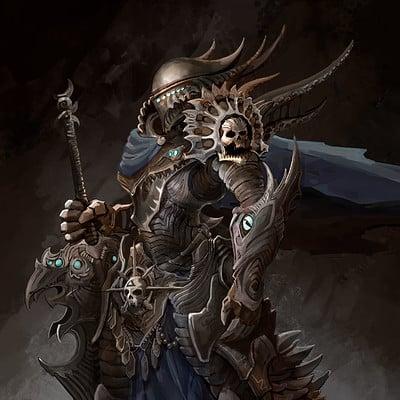 Yaroslav golubev demon armor