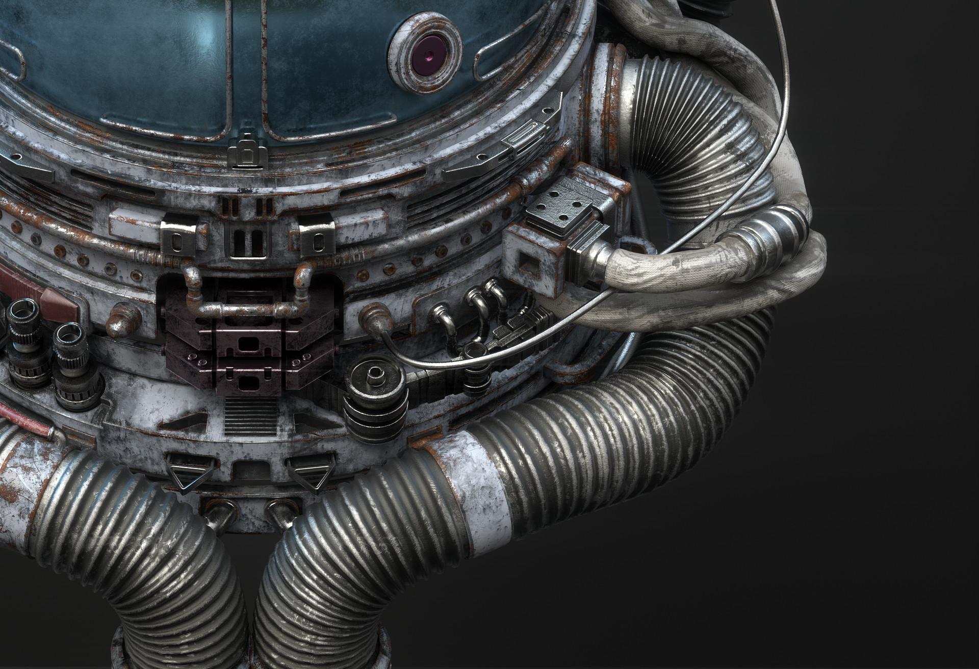 Antoni depowski astronaut2
