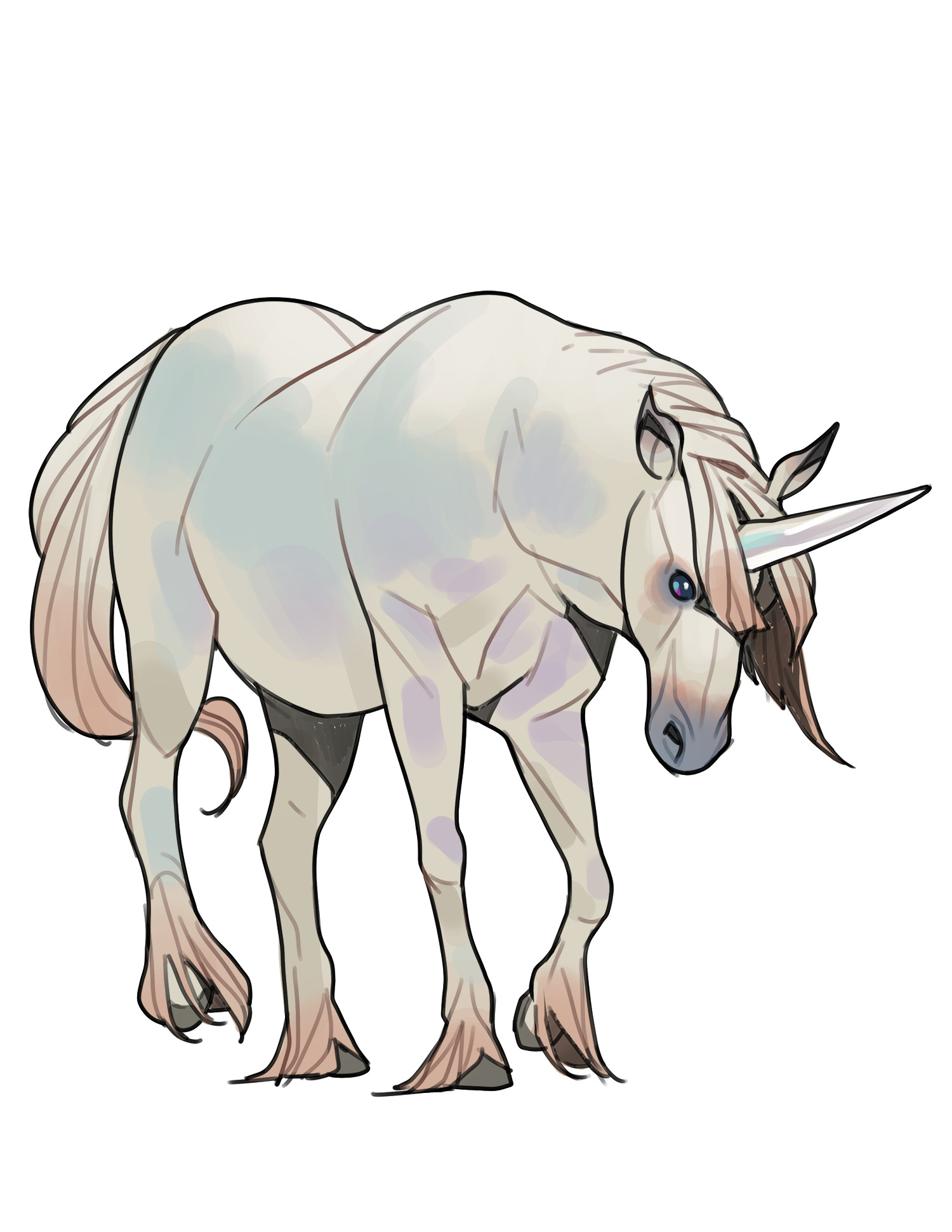Cole marchetti x unicorn