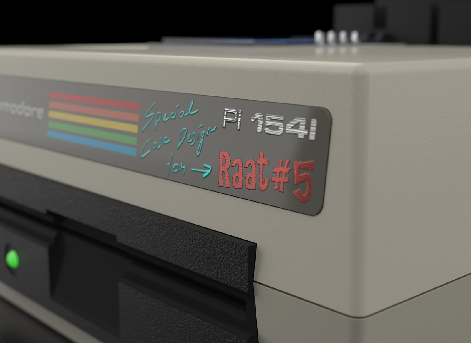 PI1541 Case Design for RAAT #05 Meeting