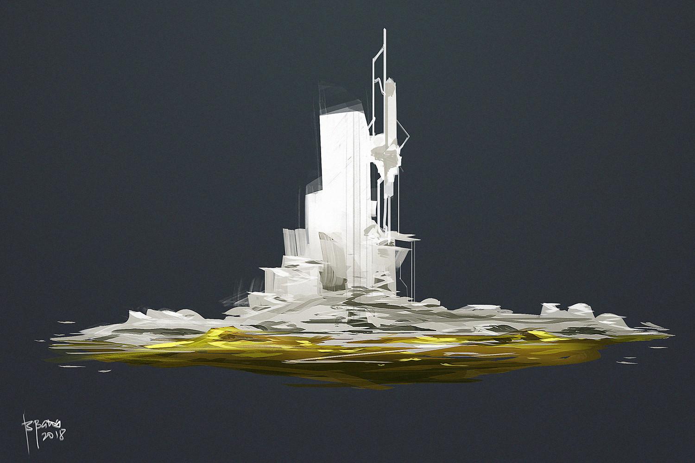 Benedick bana mystic white tower lores