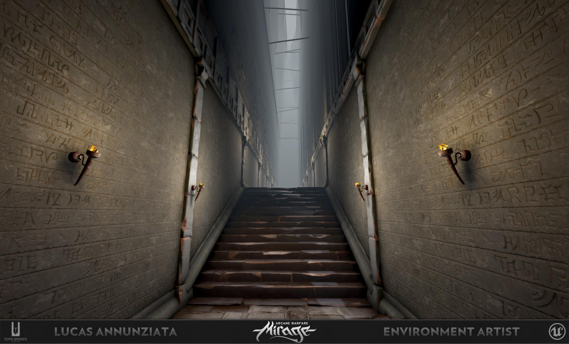 Lucas annunziata tunnel 01