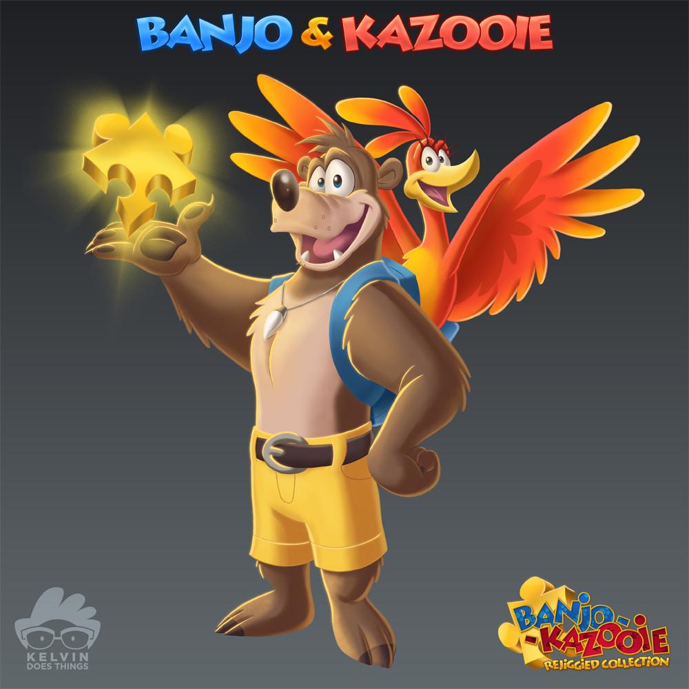 Kelvin nguyen bk banjo readjusted