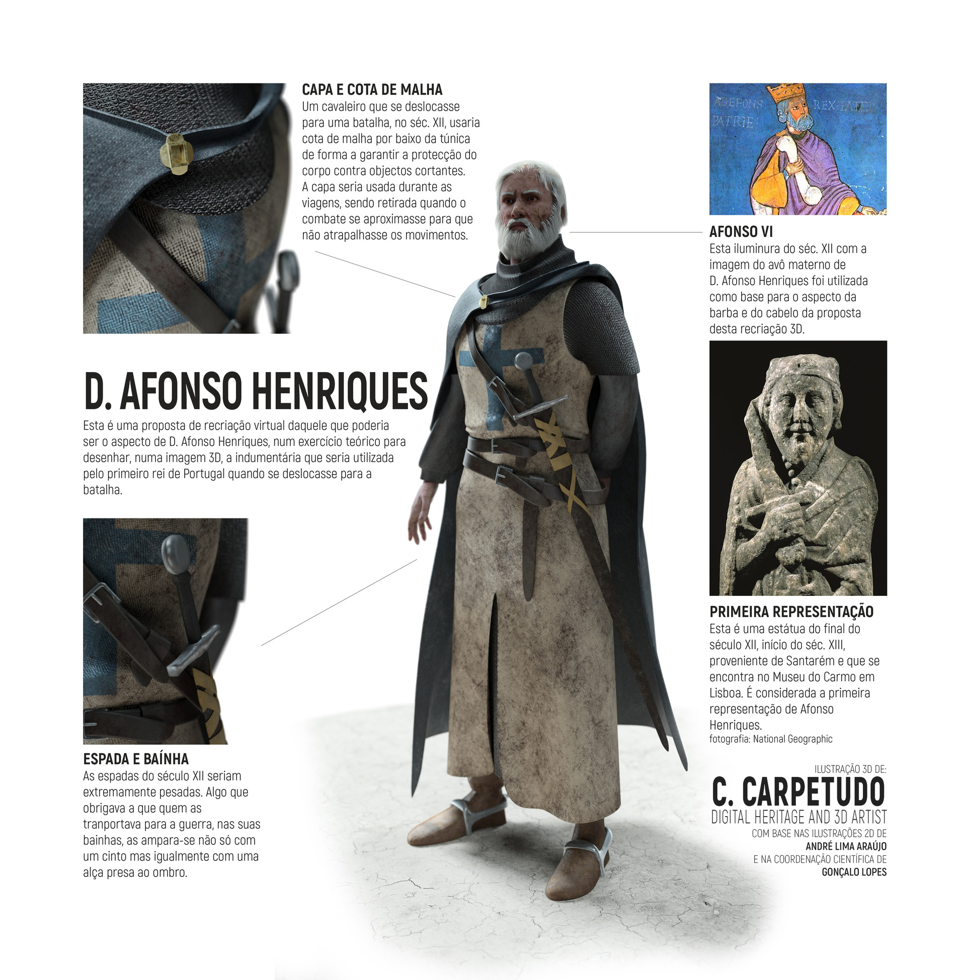 Carlos carpetudo afonsohenriques web infografia