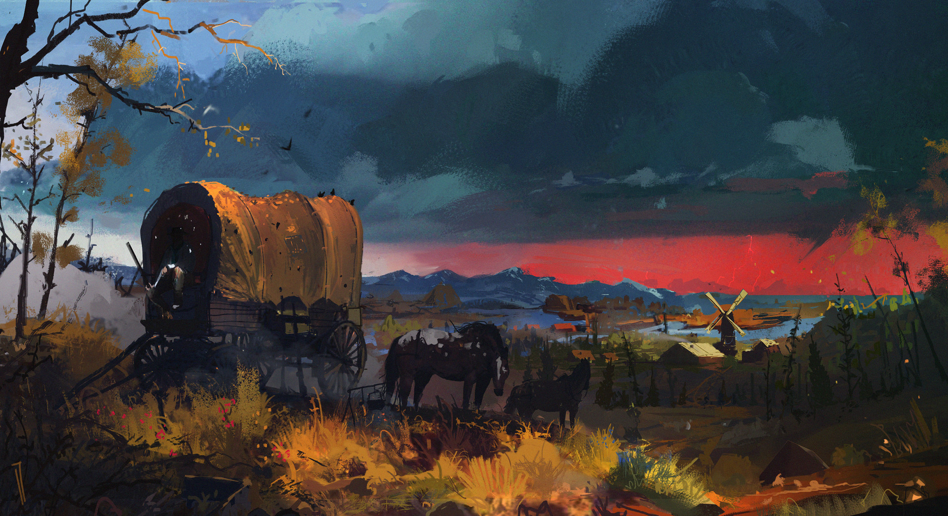 Ismail inceoglu a storm is rising