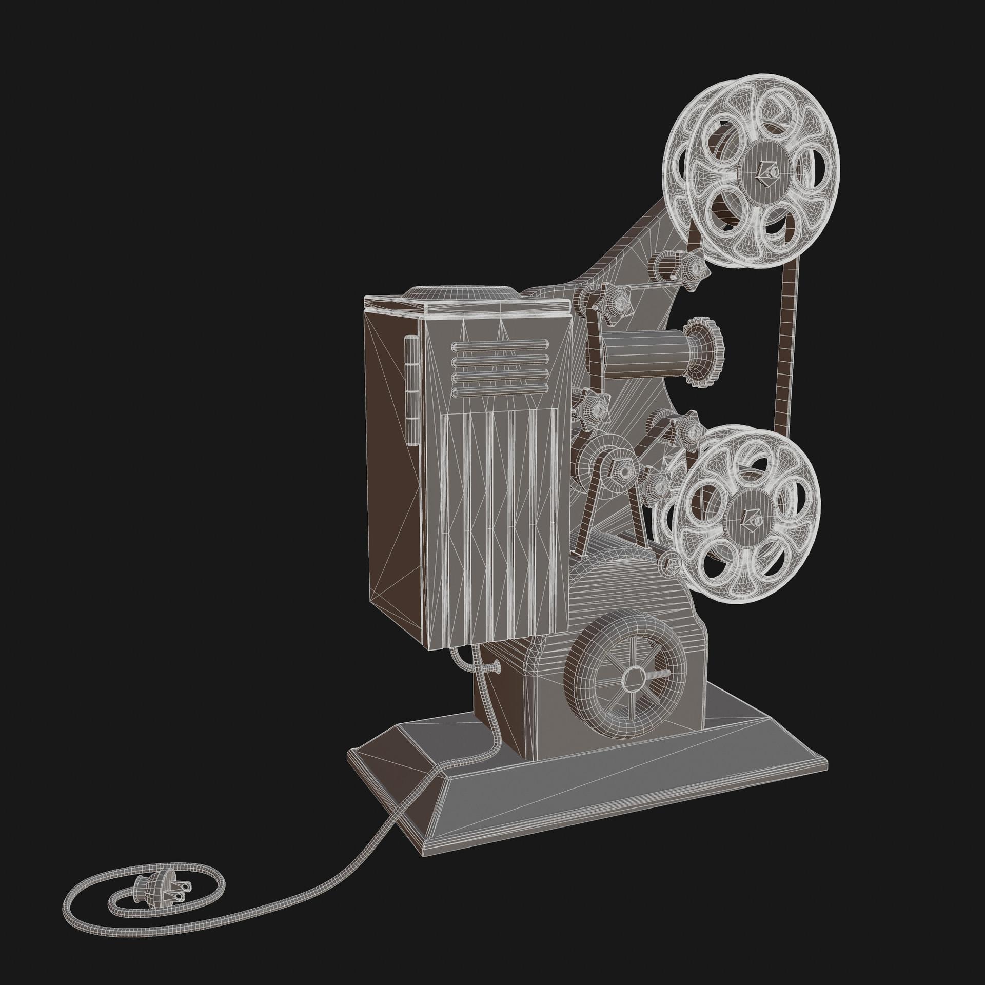 Tamara orlova projectorwireframe