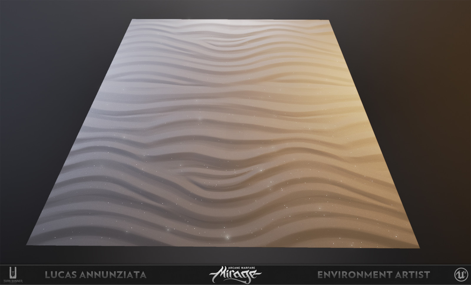 Sand Wavy - Detail Lighting