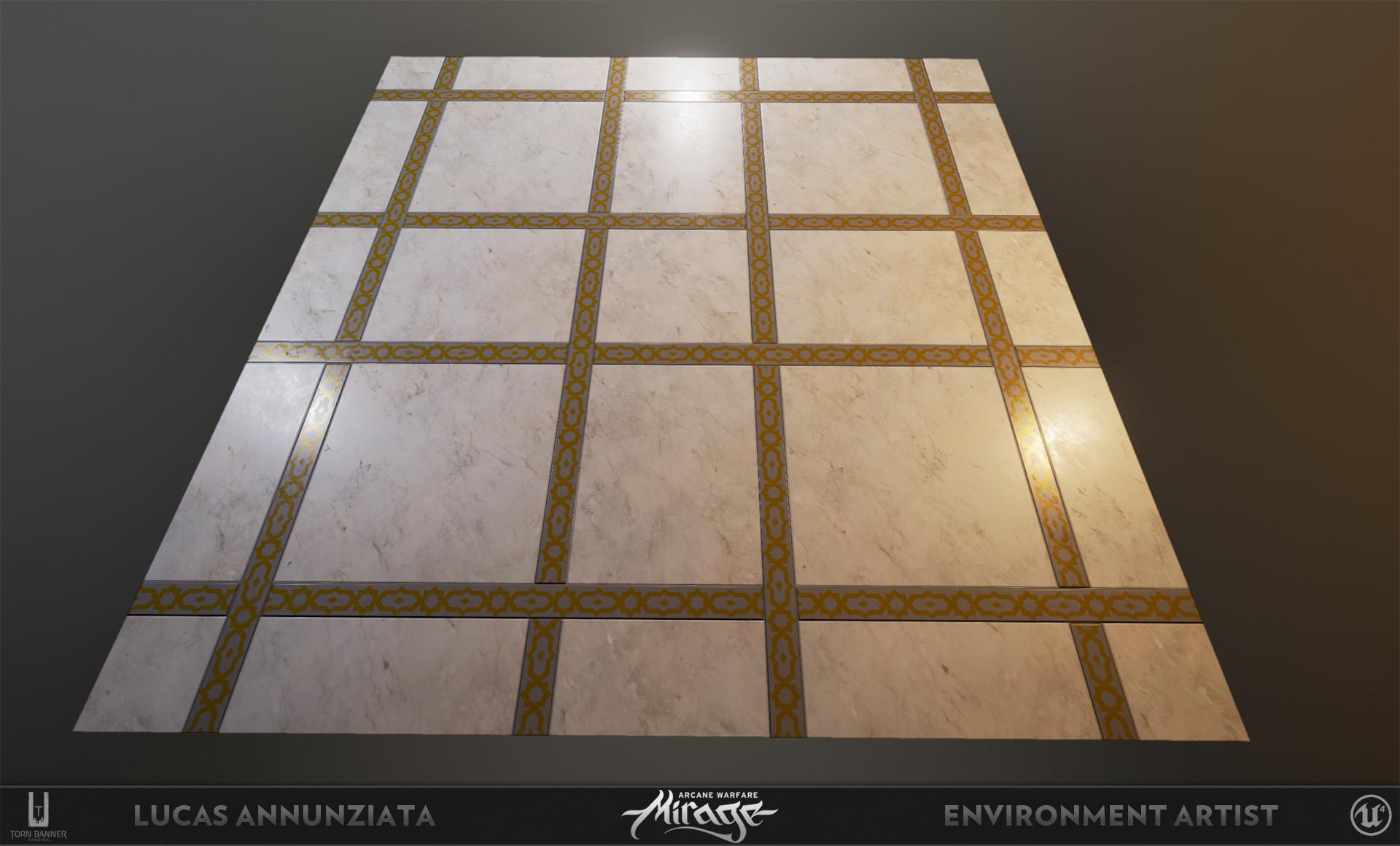 Lucas annunziata marble 2