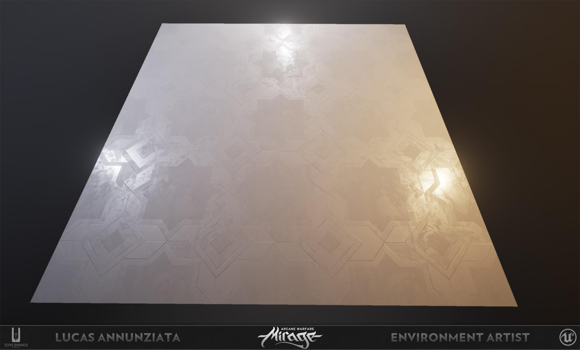 Lucas annunziata marble 5