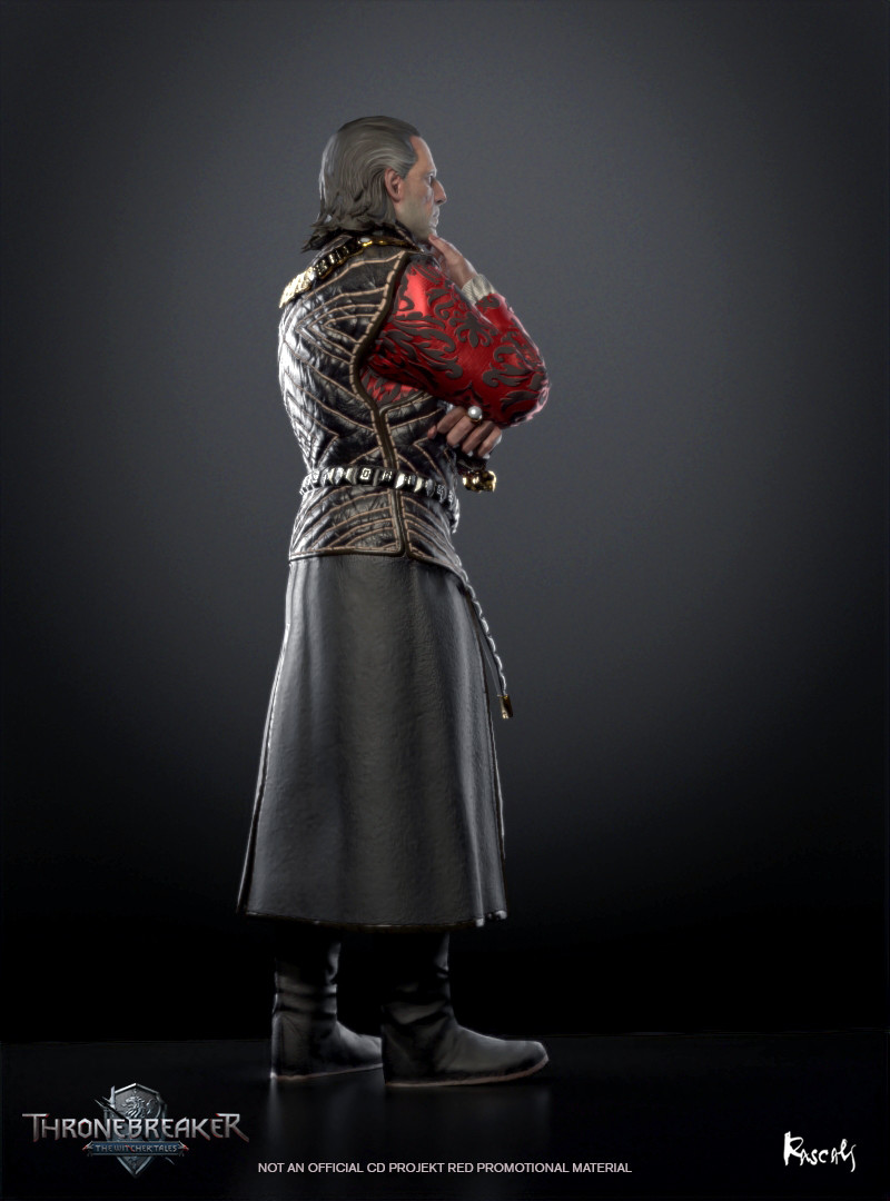 Emhyr var Emreis was an intelligent and brilliant ruler. He chose his people well and crushed many plots against him. He was ruthless toward traitors and moved towards his goals with great determination.