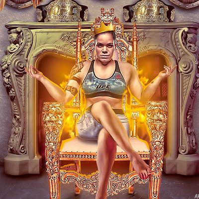 Danilo de almeida amanda trono