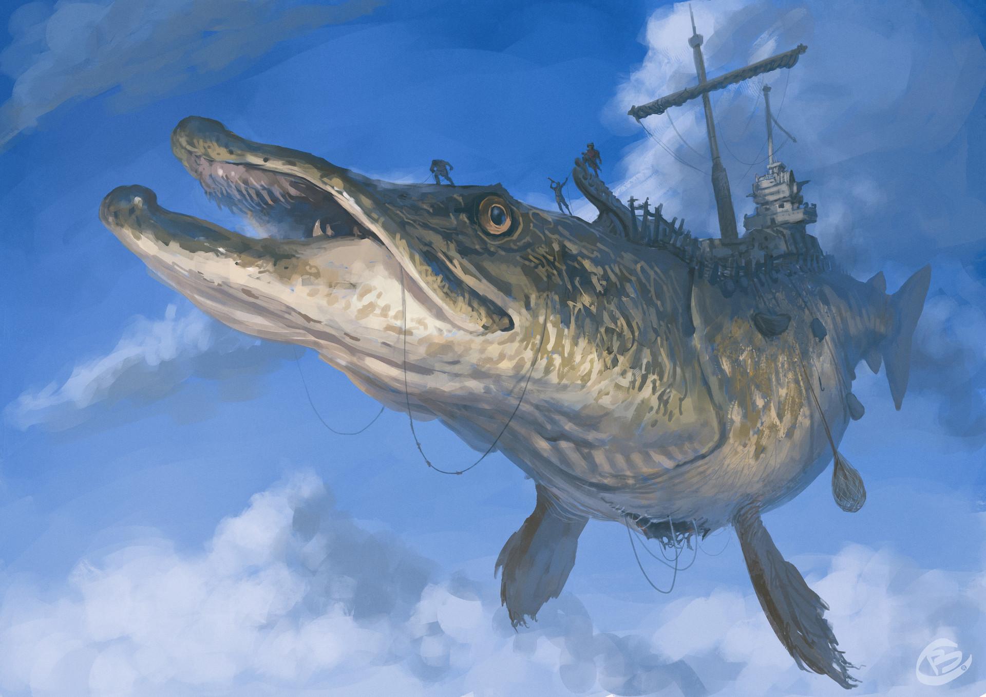 Charidimos bitsakakis fish2b 4k