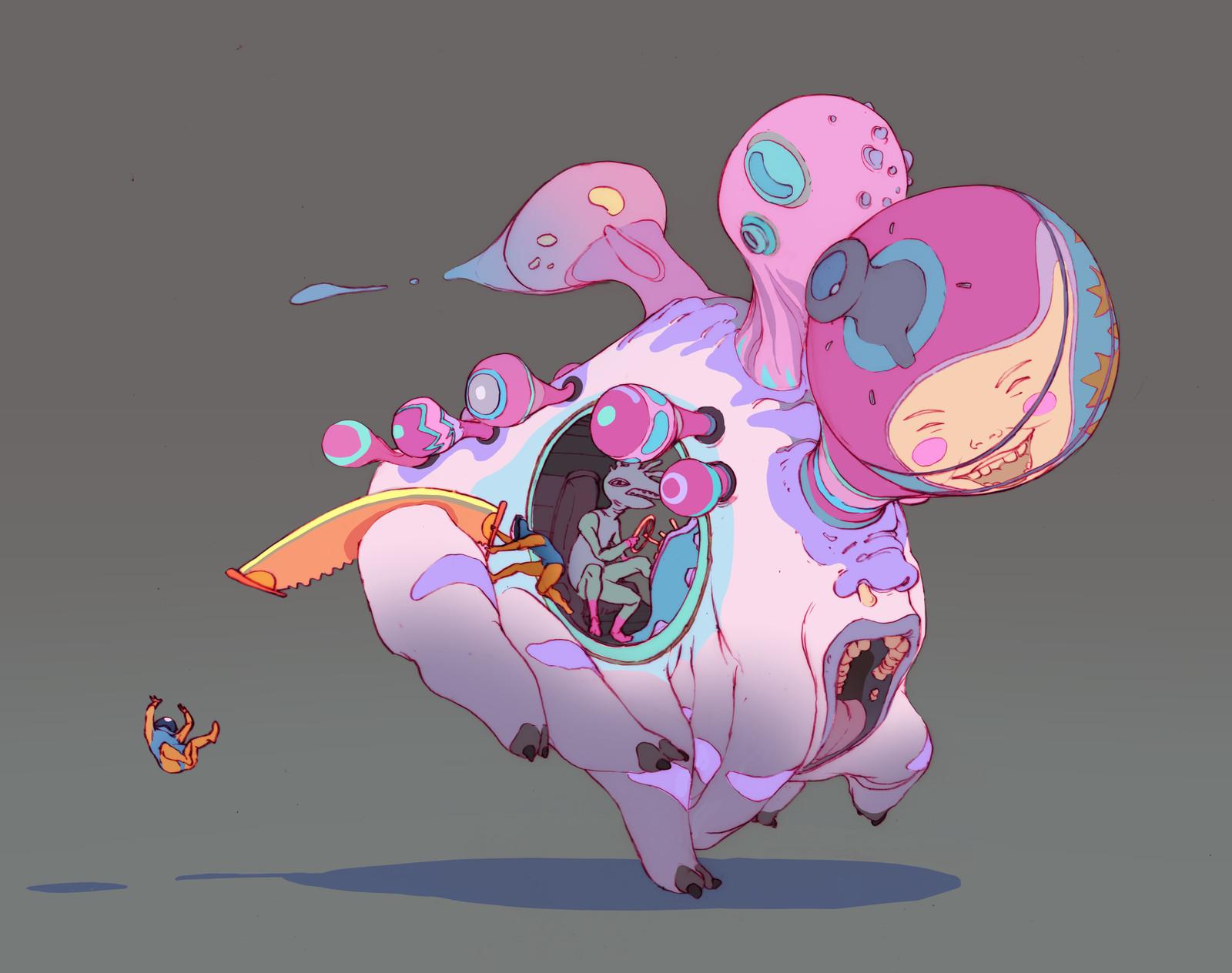 Ice Cream Land