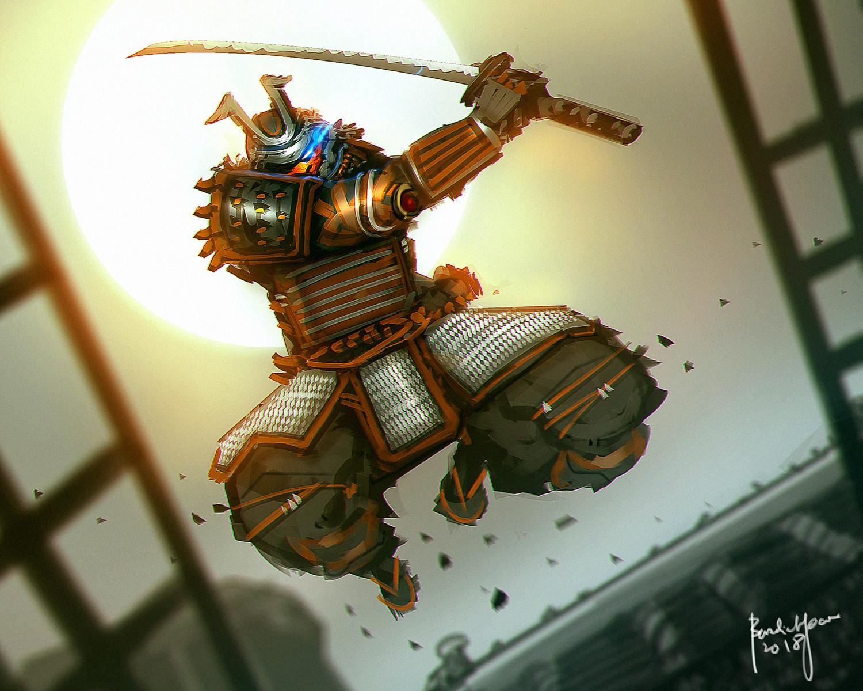 Benedick bana samurai 2019 finakl lores