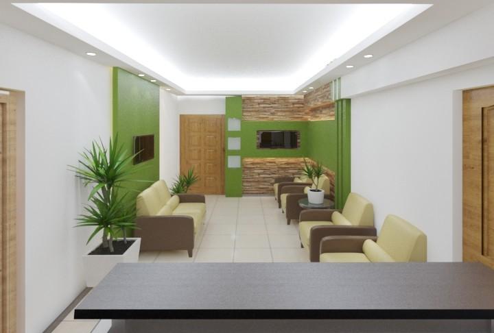 Zyad Fathy Small Dental Clinic Interior Design December 2018