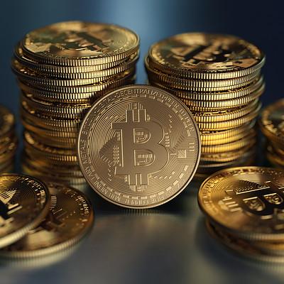 Anton podvalny bitcoin artstation