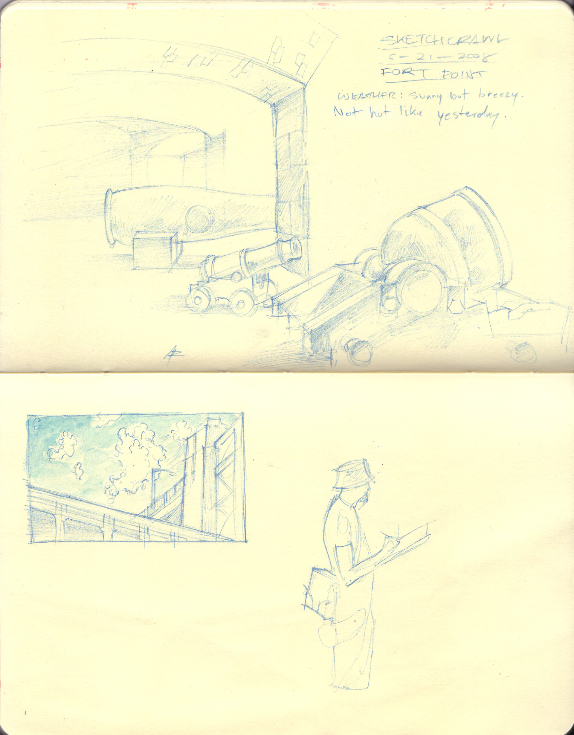 Anthony rivero sketchcrawl
